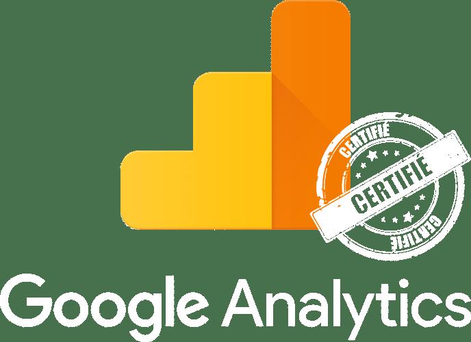 Google Analytics certifié